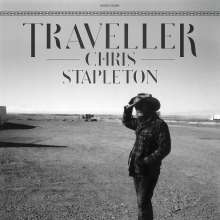 Chris Stapleton: Traveller, CD