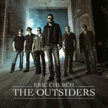 Eric Church: The Outsiders, CD