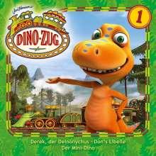 01: Derek,Der Deinonychus/Don's Libelle/Mini-Dino, CD