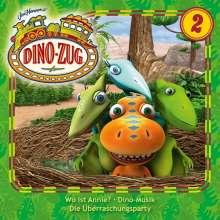 02: Wo Ist Annie?/Dino-Musik/Überraschungsparty, CD