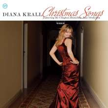 Diana Krall (geb. 1964): Christmas Songs, LP