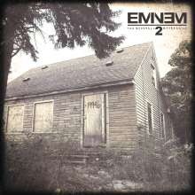 Eminem: The Marshall Mathers LP 2 (Explicit), CD