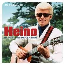 Heino: Blau blüht der Enzian - 40 Originalhits, 2 CDs