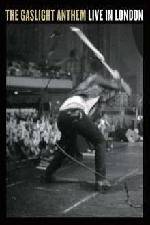 The Gaslight Anthem: Live In London (Troxy Club, 29. & 30.3.2013), DVD
