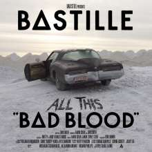 Bastille: All This Bad Blood (Deluxe-Edition), 2 CDs