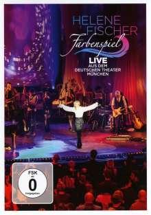 Helene Fischer: Farbenspiel: Live aus München, DVD