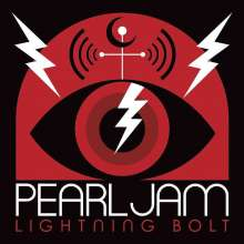 Pearl Jam: Lightning Bolt, CD