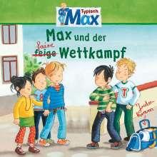 13: Max Und Der Faire Wettkampf, CD