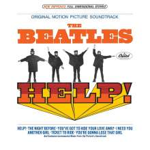 The Beatles: Filmmusik: Help! - O.S.T. (Limited Edition), CD