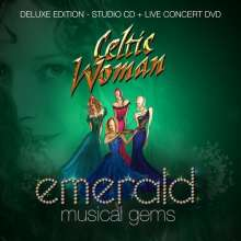 Celtic Woman: Emerald: Musical Gems (Deluxe Edition) (CD + DVD), CD