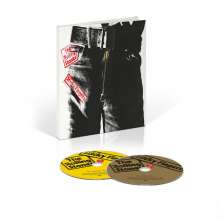 The Rolling Stones: Sticky Fingers (Deluxe Edition), 2 CDs