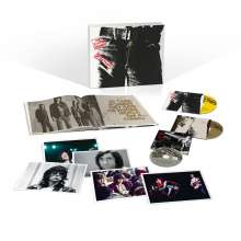 The Rolling Stones: Sticky Fingers (Limited-Deluxe-Edition), 2 CDs
