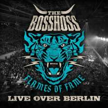 BossHoss: Flames Of Fame (Live Over Berlin), 2 CDs