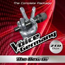The Voice Of Germany: The Best Of (Liveshows Season 3), 2 CDs
