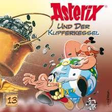 13: Asterix und der Kupferkessel, CD