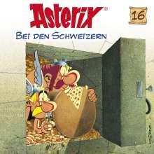 16: Asterix Bei Den Schweizern, CD