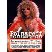 Michel Polnareff: Classics Vintage: Emissions + Interviews + Clips, 2 DVDs
