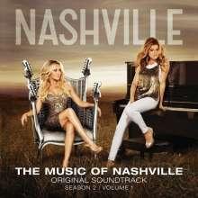 Filmmusik: The Music Of Nashville Season 2, Vol.1 (Deluxe Edition), CD