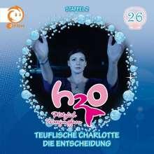 26: Teuflische Charlotte/Die Entscheidung, CD