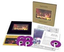 """Deep Purple: Made In Japan 1972 (2014 Remaster) (Limited Super Deluxe Edition) (4 CDs + DVD + 7""""-Single), 4 CDs, 1 DVD und 1 Single 7"""""""