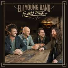 Eli Young: 10,000 Towns, CD