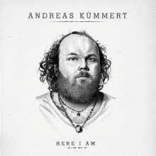 Andreas Kümmert: Here I Am, CD
