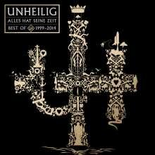 Unheilig: Alles hat seine Zeit: Best Of Unheilig 1999 - 2014  (Limited Deluxe Edition) (CD + DVD), 2 CDs