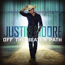 Justin Moore: Off The Beaten Path (Deluxe Edition), CD