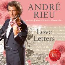 André Rieu: Love Letters, CD