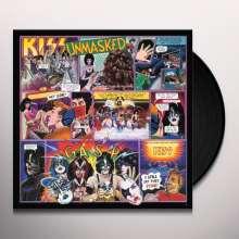 Kiss: Unmasked (180g), LP