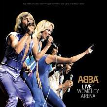 Abba: Live At Wembley Arena (180g) (Limited Edition), 3 LPs