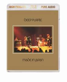 Deep Purple: Made In Japan 1972 (2014 Remaster) (Blu-ray Audio), Blu-ray Audio
