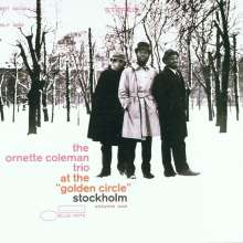Ornette Coleman (1930-2015): At The Golden Circle Volume One (remastered) (180g) (Limited Edition), LP