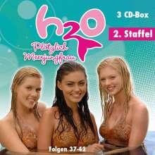 H2O - Plötzlich Meerjungfrau Boxset 07/Folgen 37-42, 3 CDs