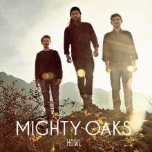 Mighty Oaks: Howl, CD