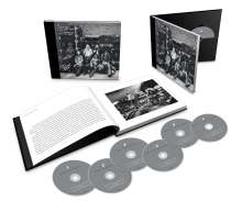 The Allman Brothers Band: The 1971 Fillmore East Recordings (Limited Edition), 6 CDs
