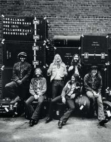 The Allman Brothers Band: The 1971 Fillmore East Recordings (Blu-ray Audio), 3 Blu-ray Audio