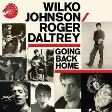 Wilko Johnson & Roger Daltrey: Going Back Home (Digisleeve), CD