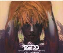 Zedd Feat. Hayley Williams: Stay The Night (2-Track), Maxi-CD