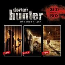 Dorian Hunter Hörspielbox - Folge 04-06, 3 CDs