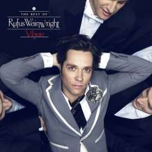 Rufus Wainwright: Vibrate - The Best Of Rufus Wainwright (Limited Edition), 2 LPs