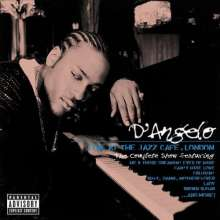 D'Angelo: Live At The Jazz Cafe London 1995 (Explicit), CD