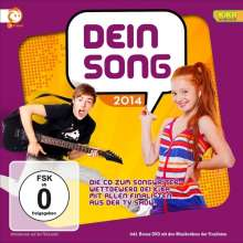 Dein Song 2014 (CD + DVD), CD