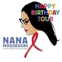 Nana Mouskouri: Happy Birthday Tour, CD