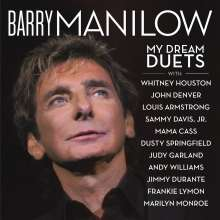Barry Manilow: My Dream Duets, CD