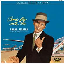 Frank Sinatra (1915-1998): Come Fly With Me (remastered) (180g) (Limited Edition), LP