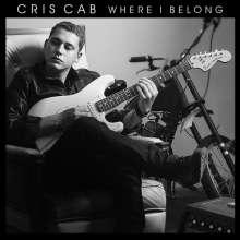 Cris Cab: Where I Belong, CD