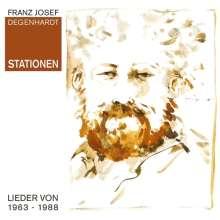 Franz Josef Degenhardt: Stationen, 2 CDs