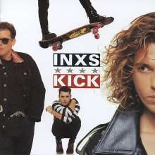 INXS: Kick (180g) (Limited-Edition), LP