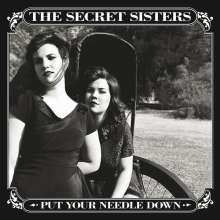 Secret Sisters: Put Your Needle Down, CD